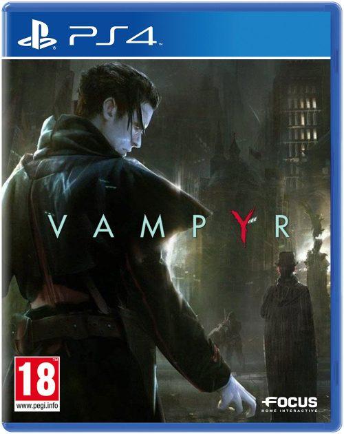 Vampyr - Dontnod