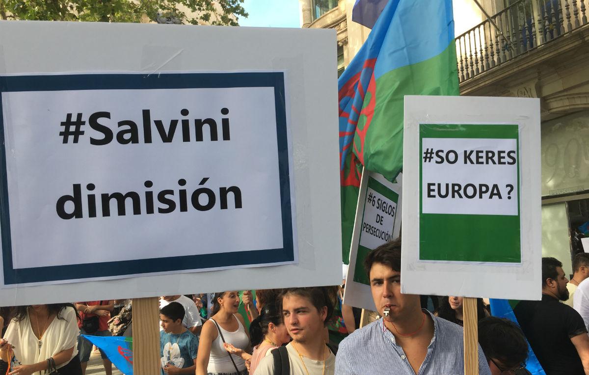 Migranti, Salvini: accordo Ue svolta per Italia, aspettiamo fatti