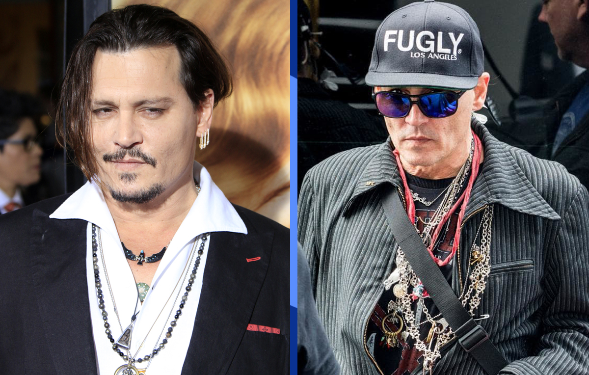"""... red carpet della Mostra del Cinema di Venezia nel 2015 per la  presentazione di Black Mass era scoppiato il dramma  da """"Cosa è successo a Johnny  Depp  785a37537a23"""