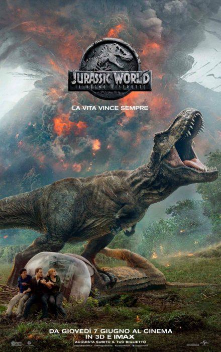 Jurassic World: Il Regno Distrutto - Juan Antonio Bayona