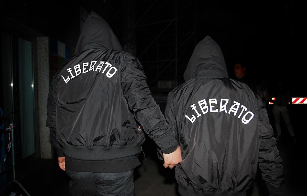 Liberato a Milano. Foto: Anna Adamo