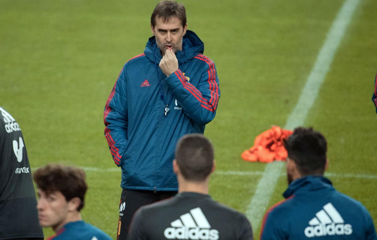 Il Real Madrid ha annunciato il nuovo allenatore: Julien Lopetegui