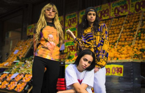 Threesome, in anteprima il nuovo video 'Momo Salah'