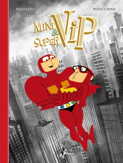 Minivip & Supervip - Bruno Bozzetto