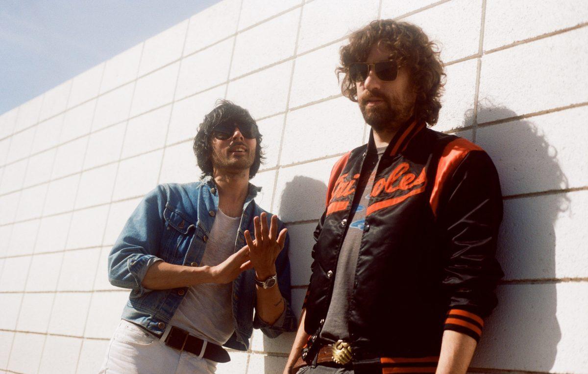 Xavier de Rosnay e Gaspard Augé, per gli amici Justice. Foto: Stampa