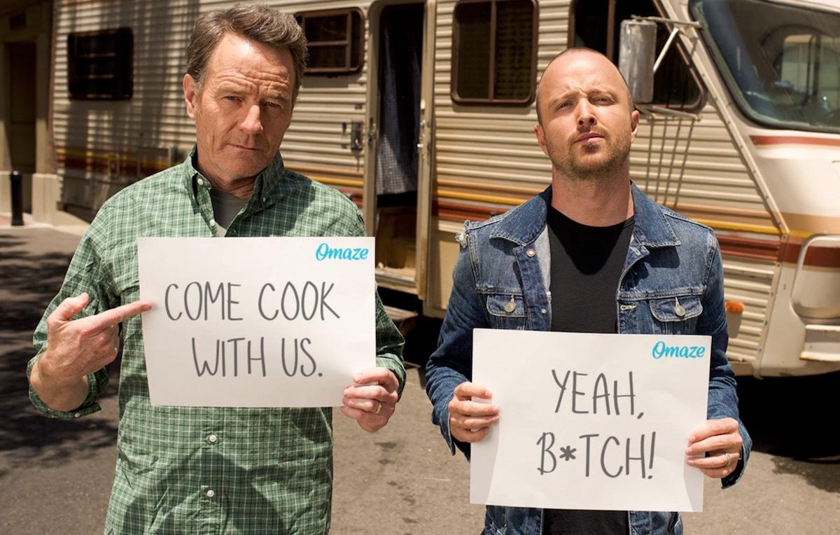 Breaking Bad Bryan Cranston E Aaron Paul Di Nuovo Insieme