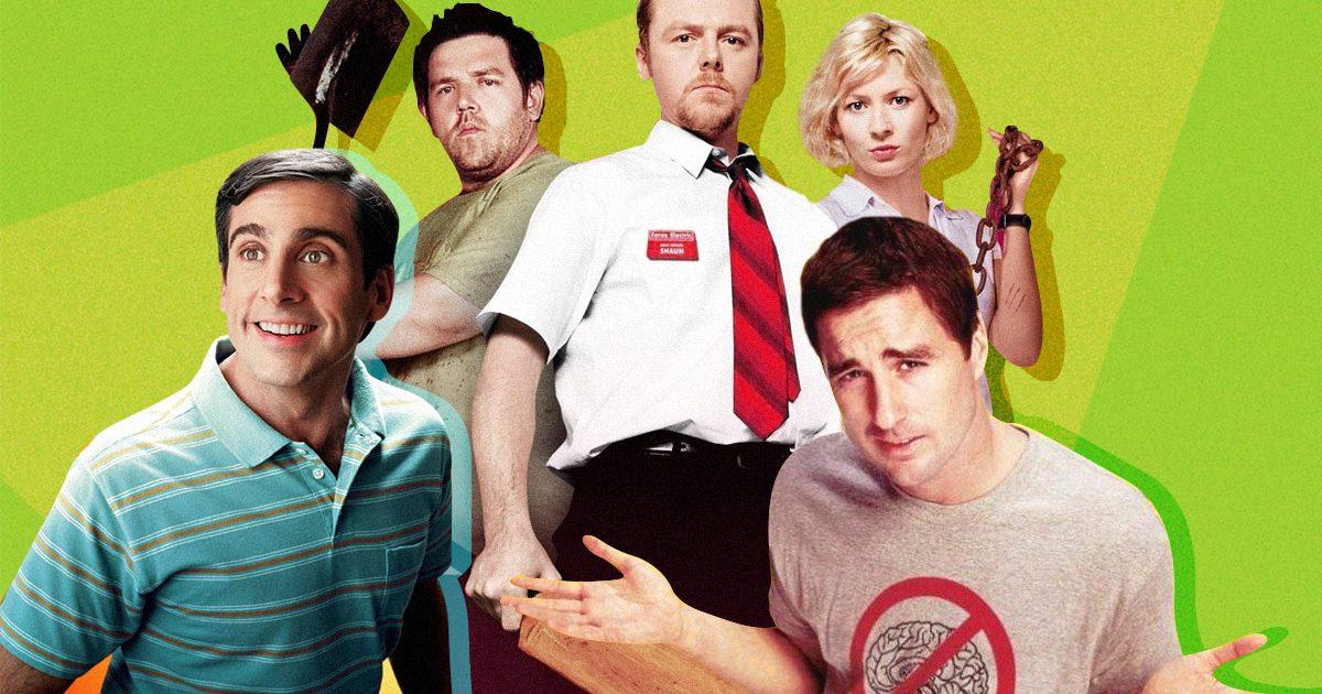 Le 50 migliori commedie del 21esimo secolo