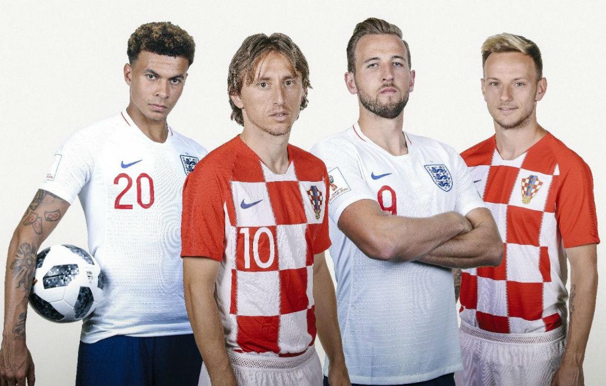 Perisic segna e fa segnare: Inghilterra battuta, Croazia in finale!