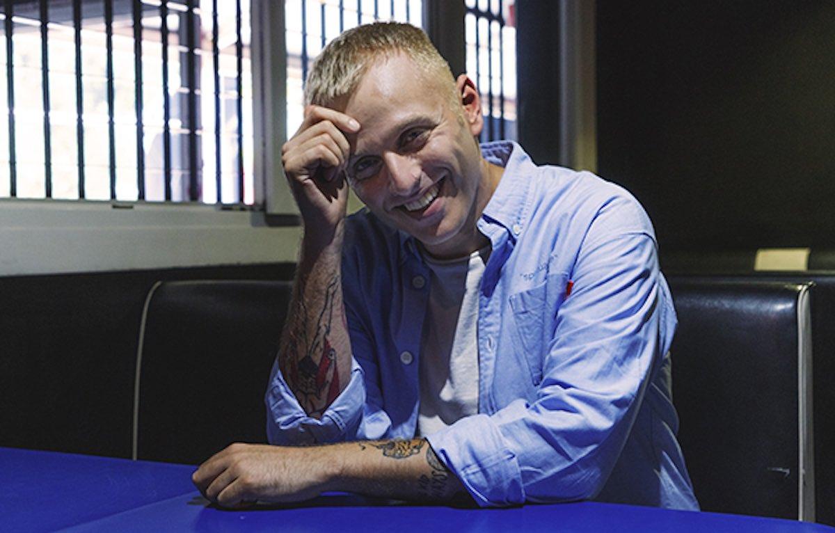 """Gianluca Picariello aka Ghemon. Il suo ultimo disco è """"Mezzanotte"""", uscito a settembre 2017"""