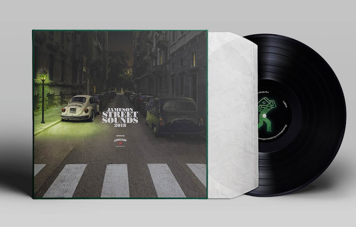 Jameson Street Sound da settembre è disponibile in vinile e su Spotify