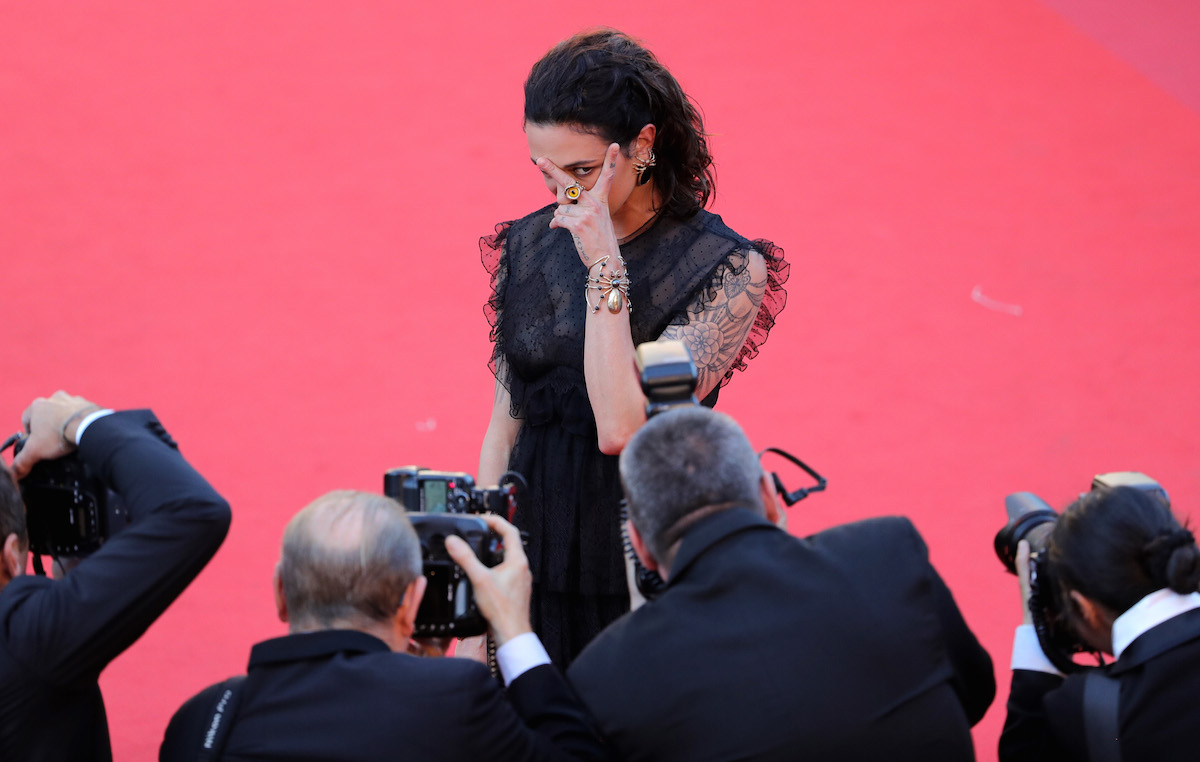 Asia Argento. Foto: Neilson Barnard/Getty Images