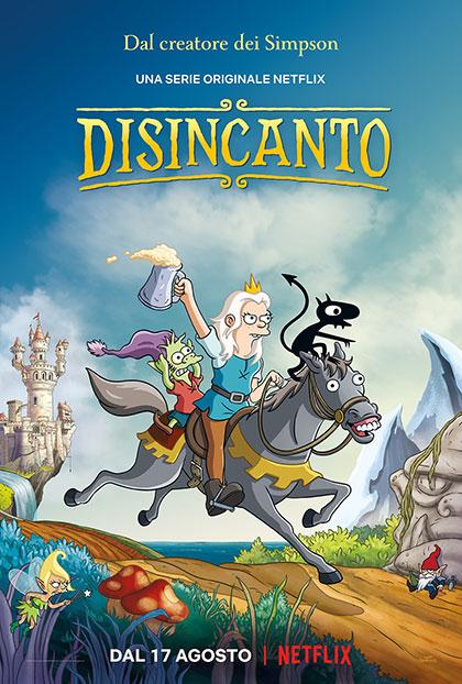 Disincanto - Matt Groening