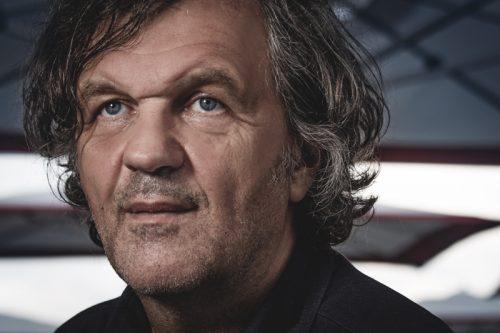 Emir Kusturica scattato in esclusiva per Rolling Stone da Fabrizio Cestari a Venezia 75.