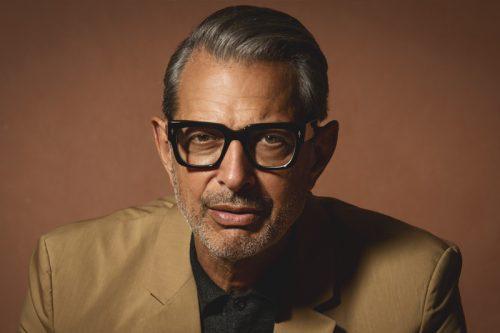 Jeff Goldblum scattato da Fabrizio Cestari in esclusiva per Rolling Stone a Venezia 75.
