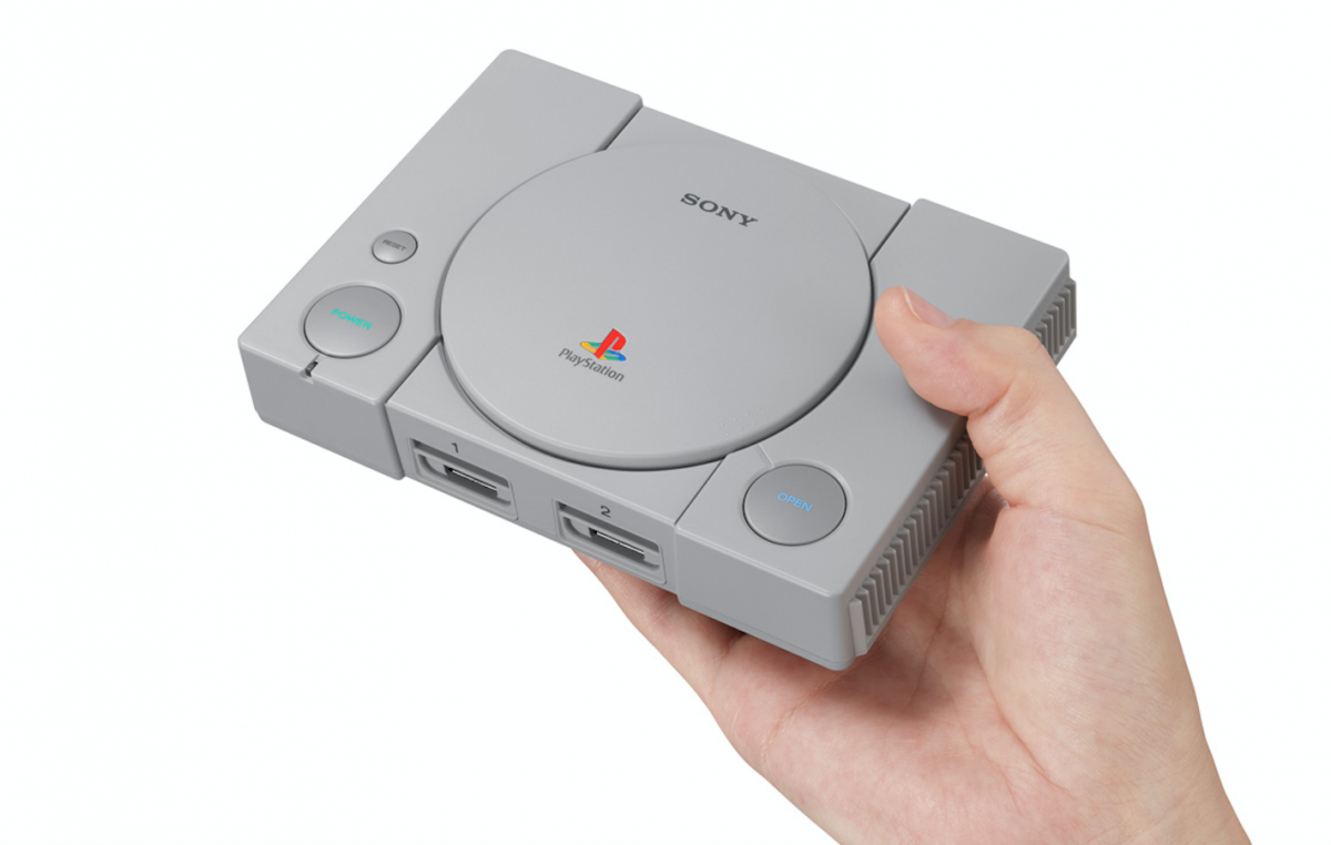 Sony svela Playstation Classic | High Tech