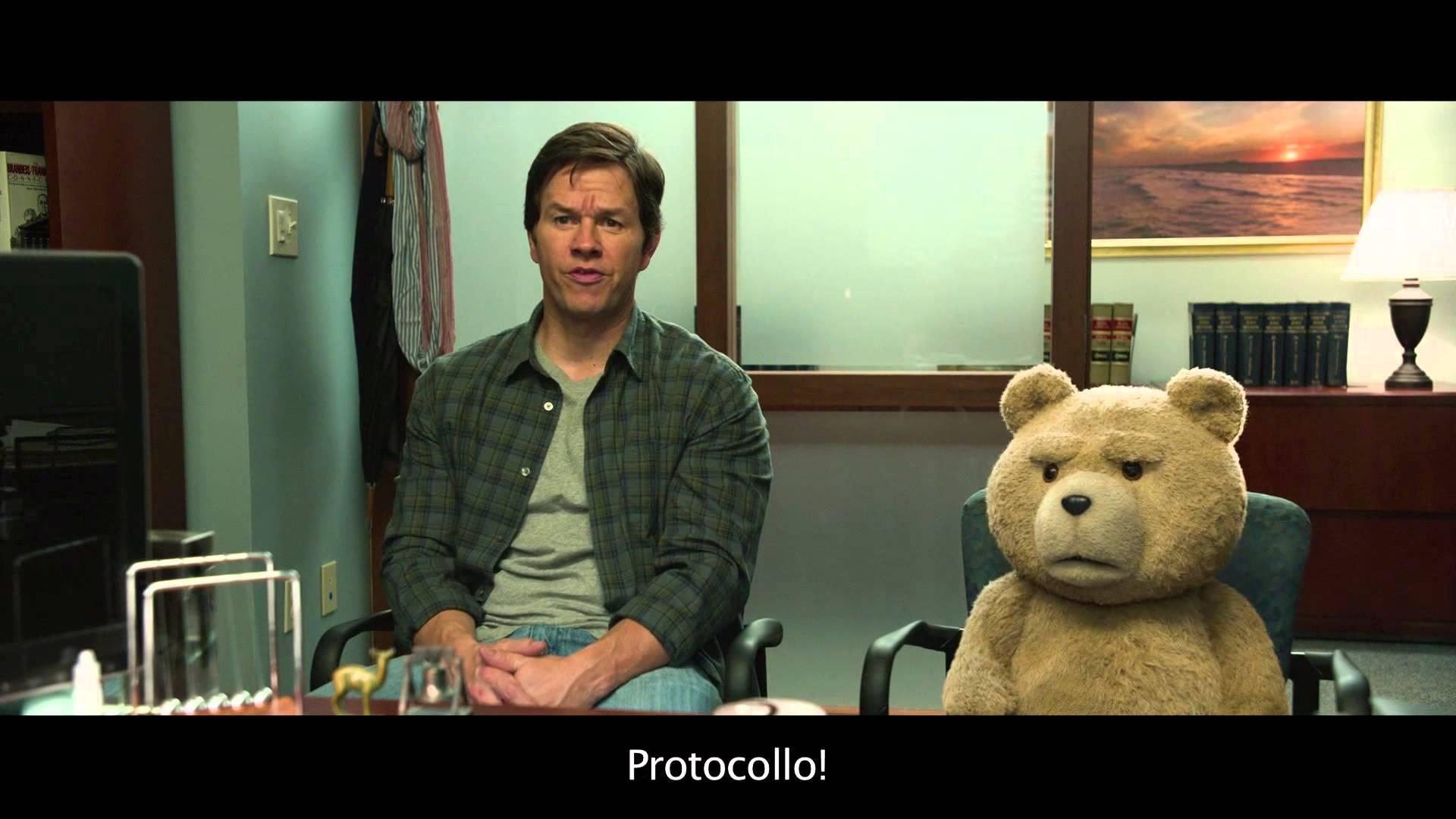 sottotitoli in inglese telefilm
