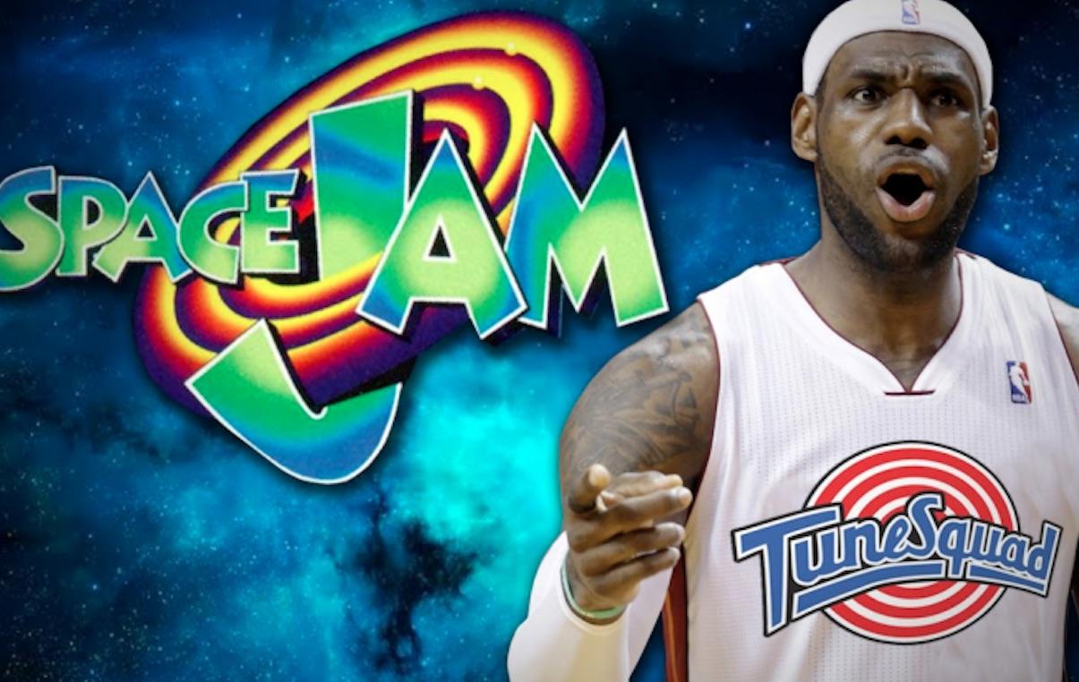 Nba: LeBron ora è come Jordan. Sarà protagonista di Space Jam 2