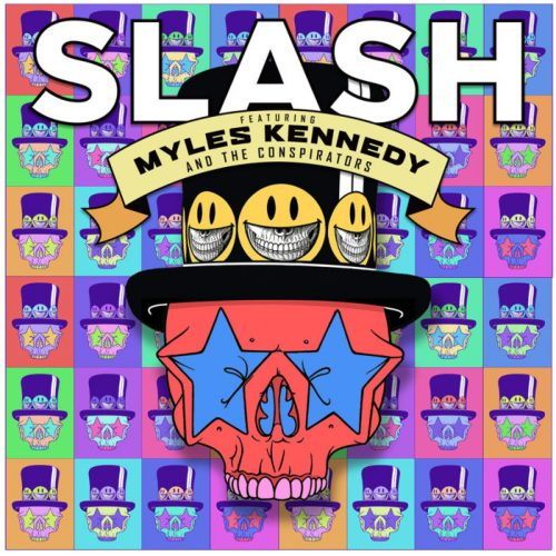 Living The Dream - SLASH FEAT. MYLES KENNEDY & THE CONSPIRATORS