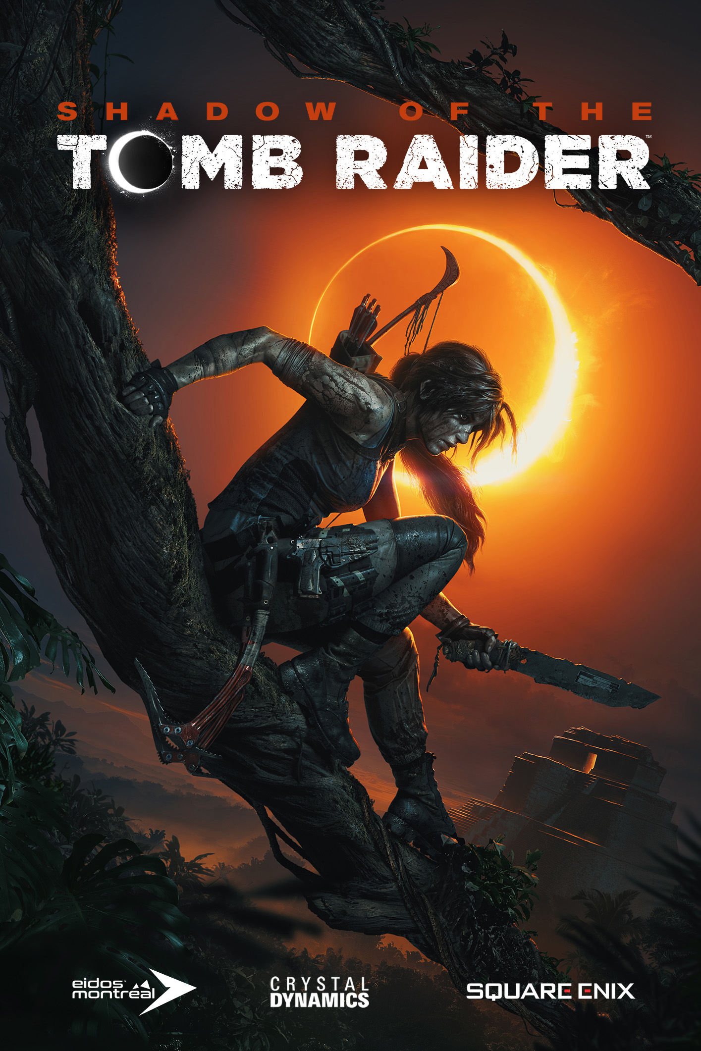 Shadow of the Tomb Raider - Eidos Montreal