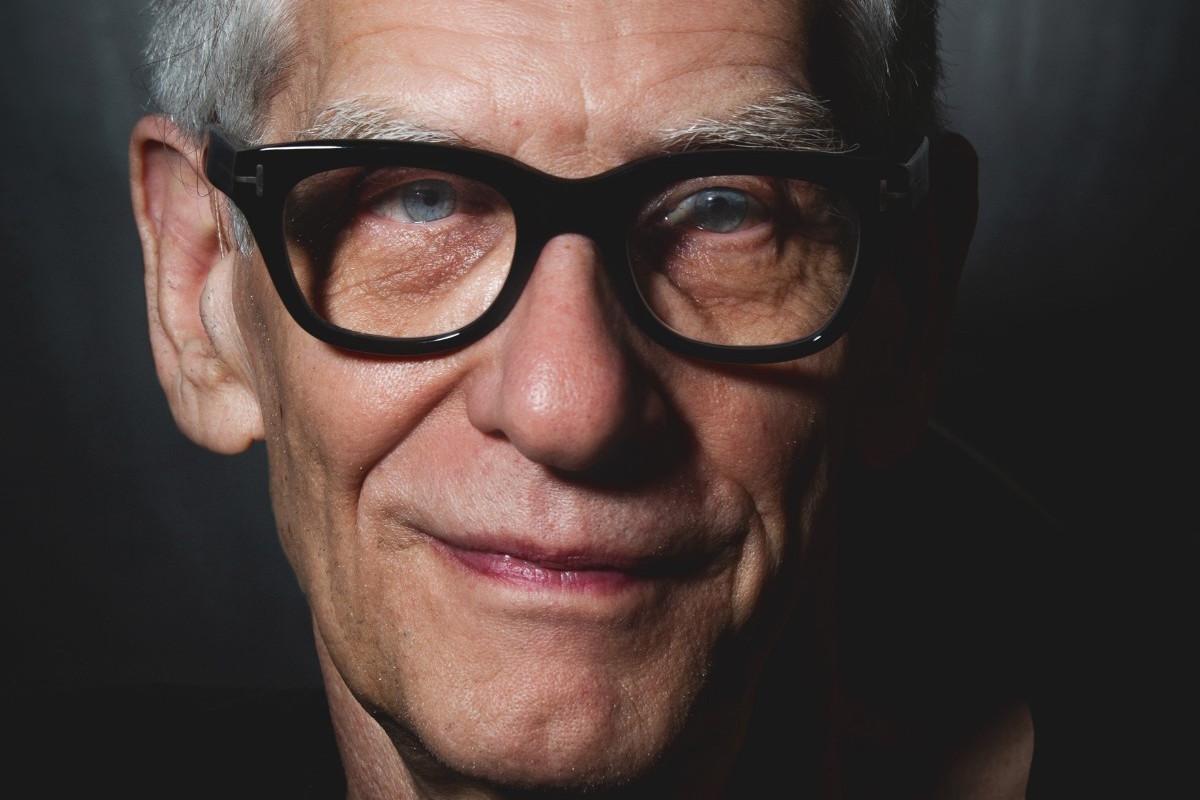 David Cronenberg scattato in esclusiva per Rolling Stone da Fabrizio Cestari a Venezia 75.