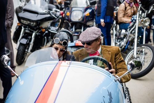 The Distinguished Gentleman's Ride 2018 - DGR