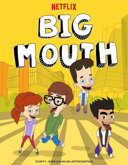Big Mouth - Nick Kroll, Andrew Goldberg, Jennifer Flackett, Mark Levin