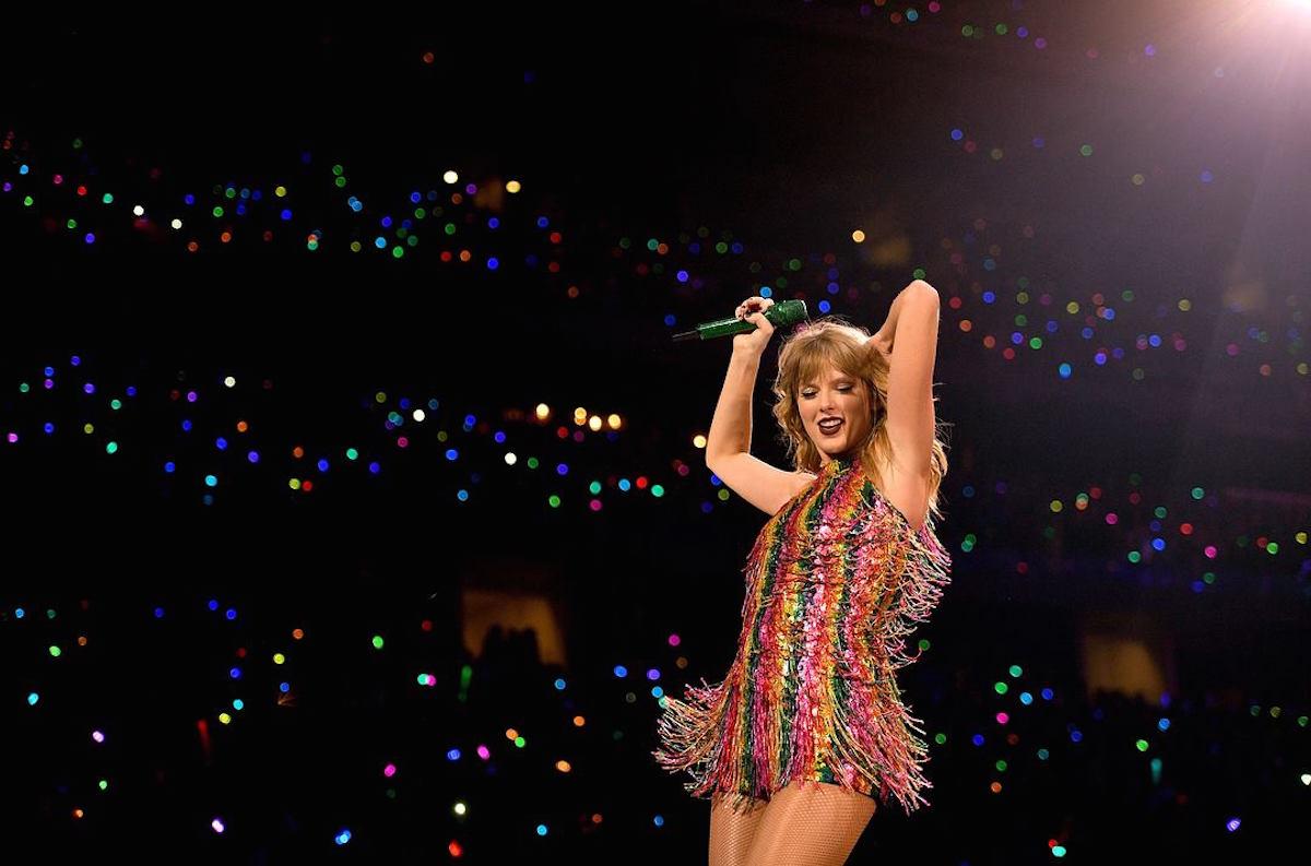 Taylor Swift è la star più ricca del momento