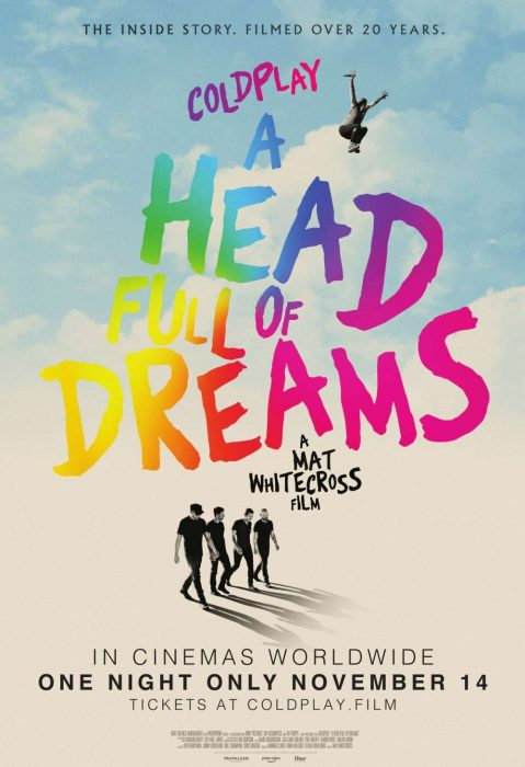 Coldplay: A Head Full of Dreams - Mat Whitecross