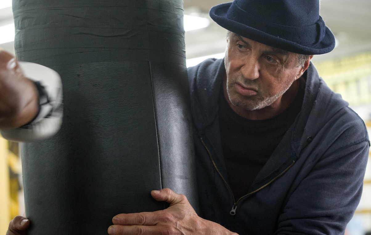 Sylvester Stallone dice addio al personaggio di Rocky