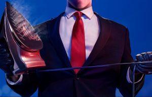 'Hitman 2': Pistola, completo e codice a barre
