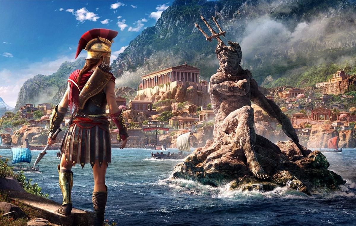 7 buoni motivi per diventare uno spartano (o una spartana) in AC ...