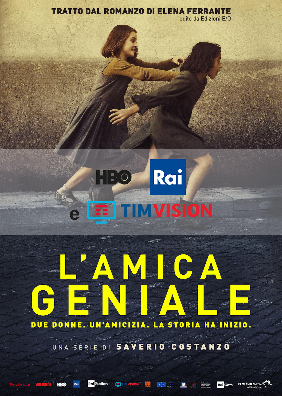 L'amica geniale - Saverio Costanzo