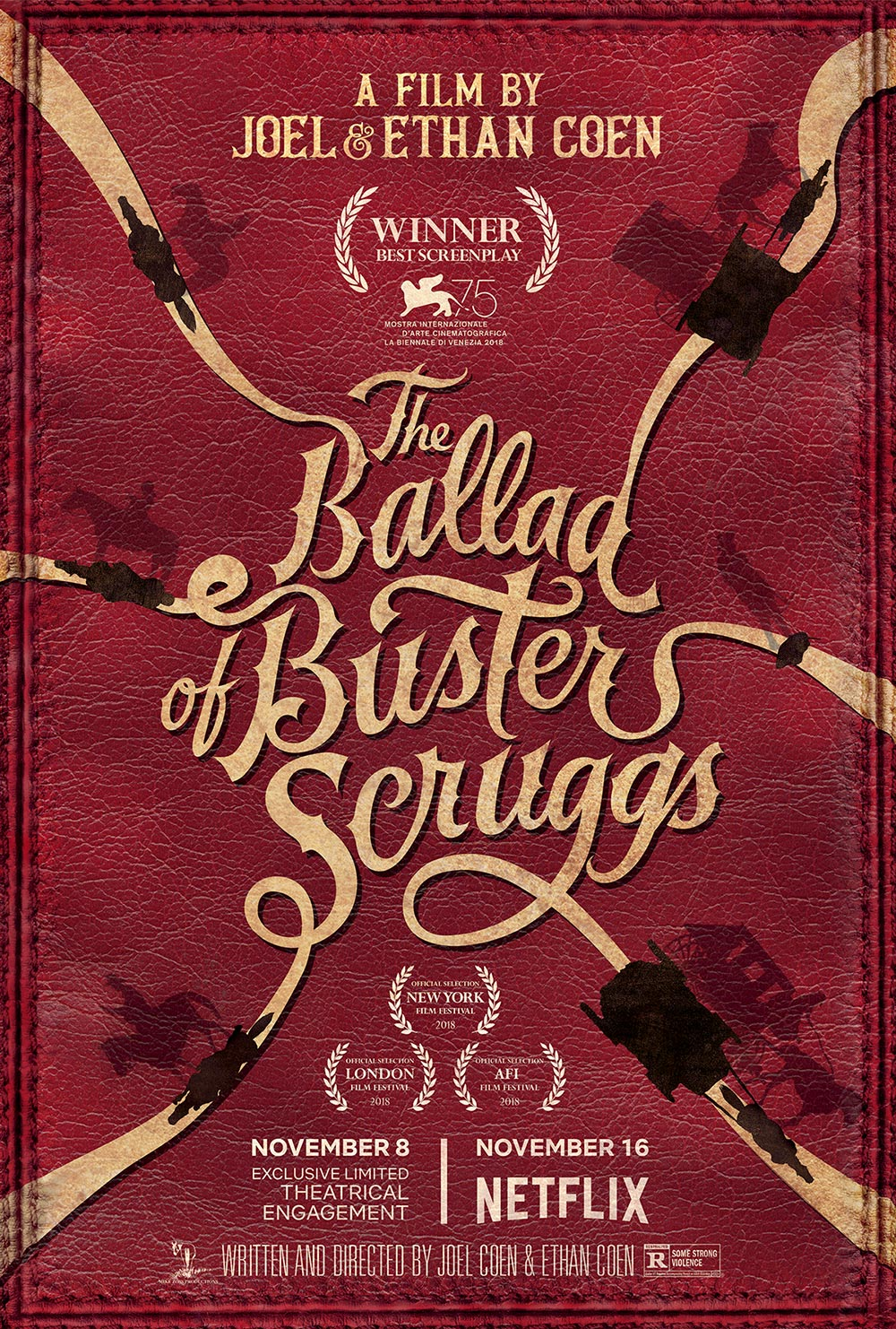 The Ballad of Buster Scruggs - Joel ed Ethan Coen