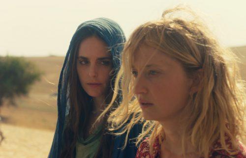 Hadas Yaron e Alba Rohrwacher in 'Troppa Grazia' di Gianni Zanasi, che chiuderà il Parma Film Festival.