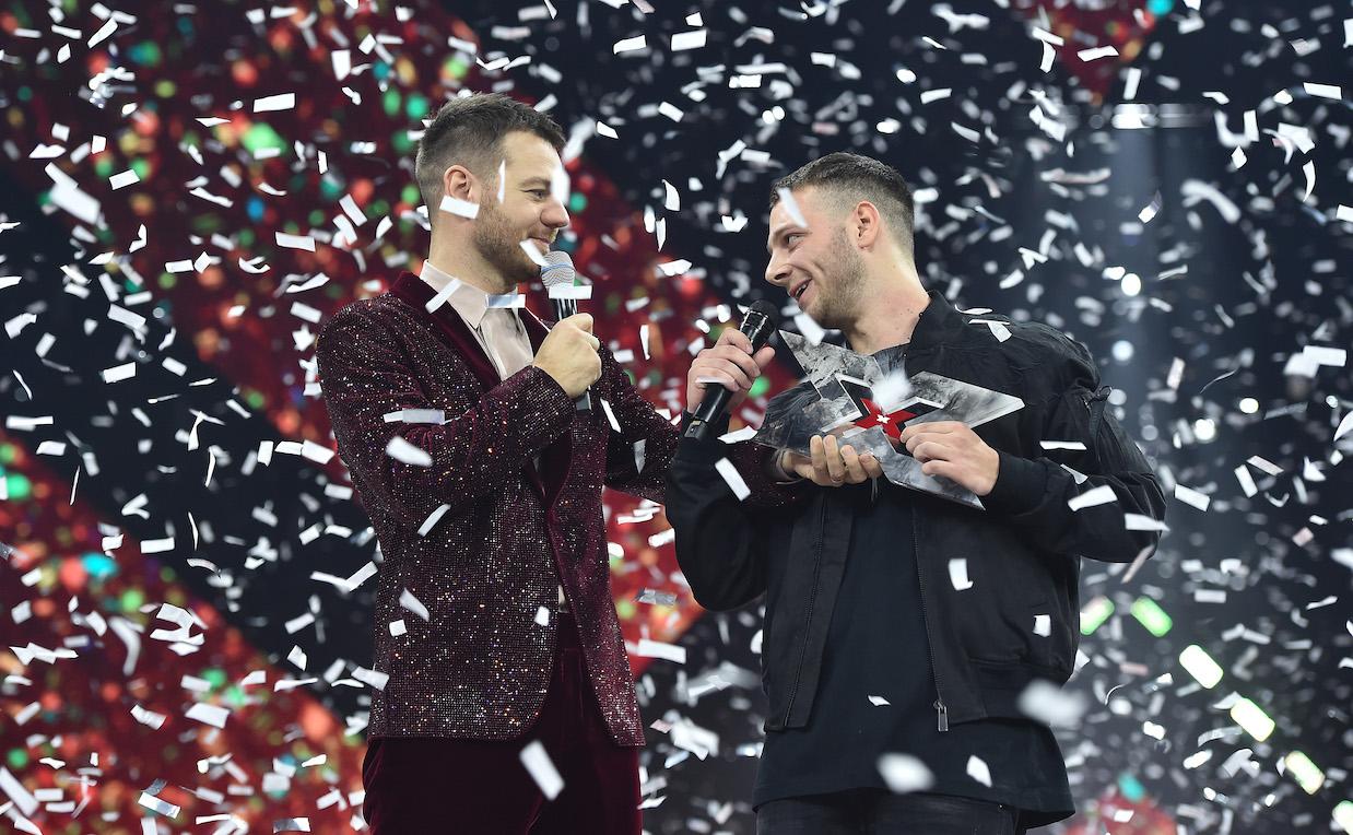 Anastasio vince X Factor: 'Il rap? Un genere di musica popolare'