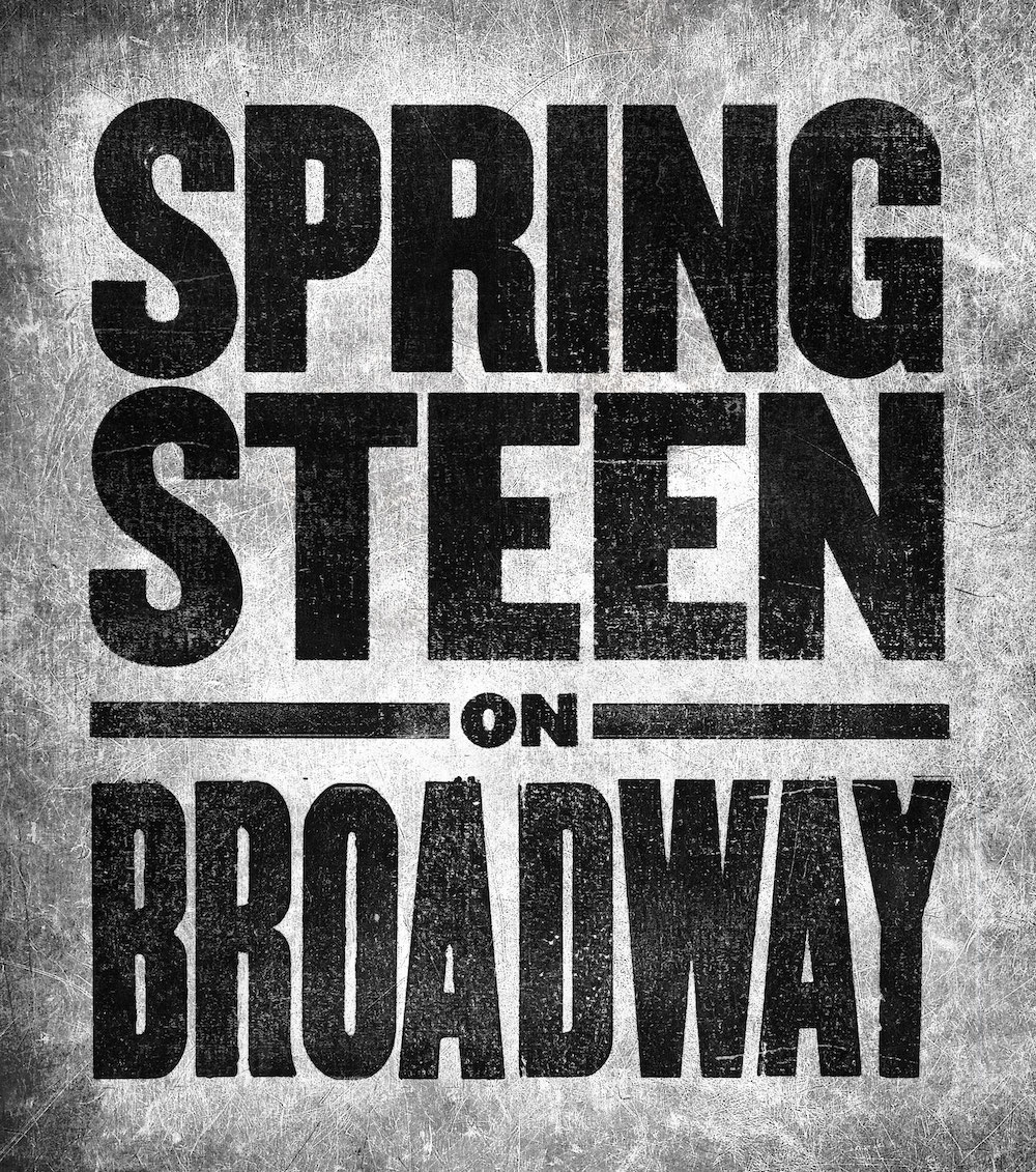 'Springsteen on Broadway' Album Soundtrack - Bruce Springsteen