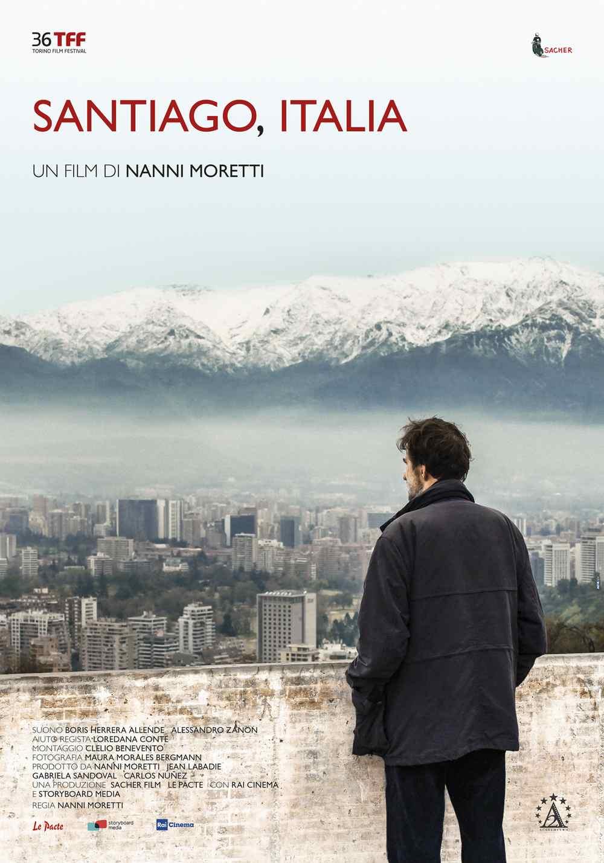 Santiago, Italia - Nanni Moretti