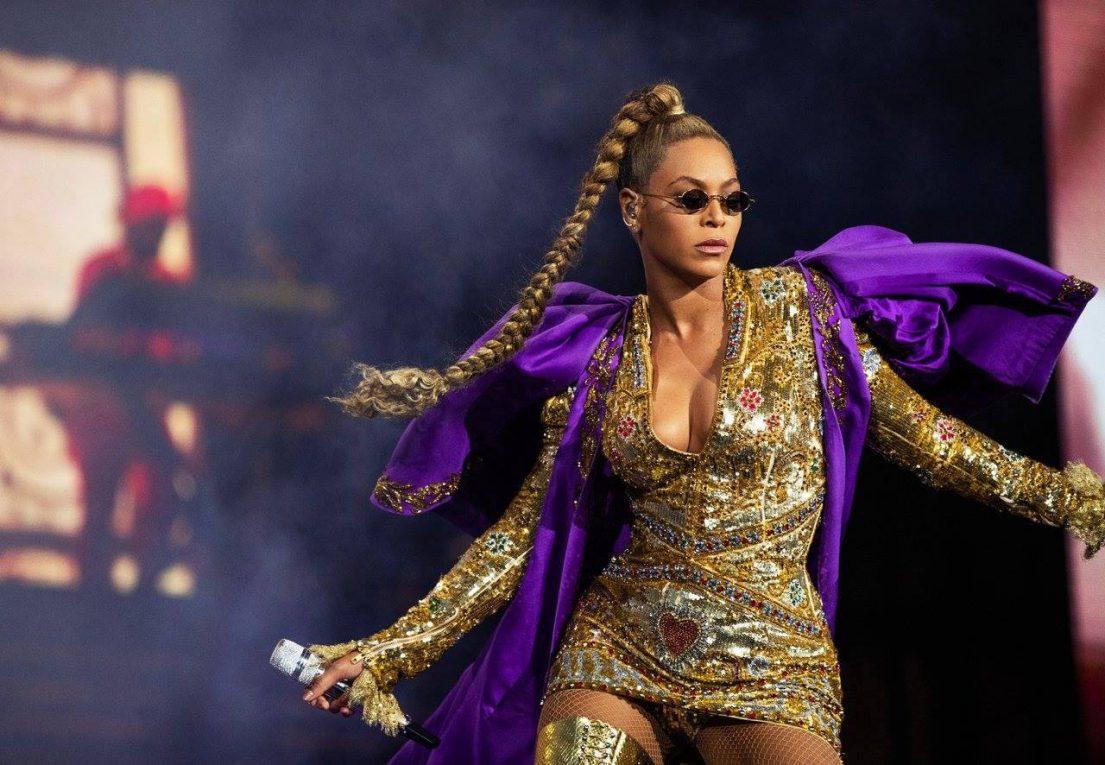 Beyoncé - Foto via Facebook