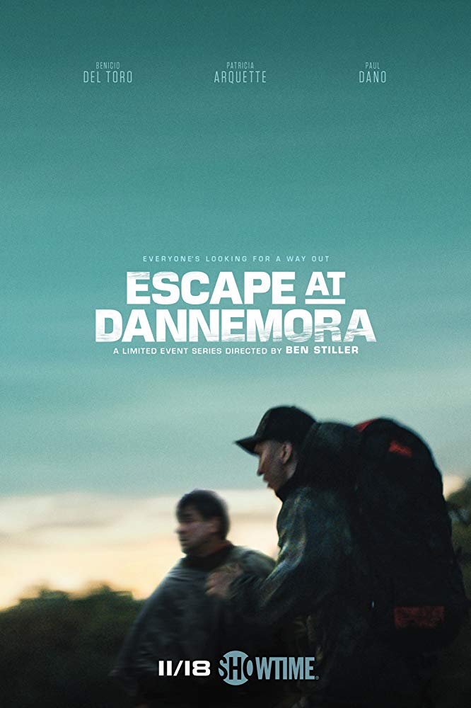 Escape at Dannemora - Ben Stiller