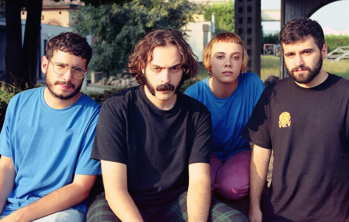 I Gomma sono attesi alla prova del secondo disco