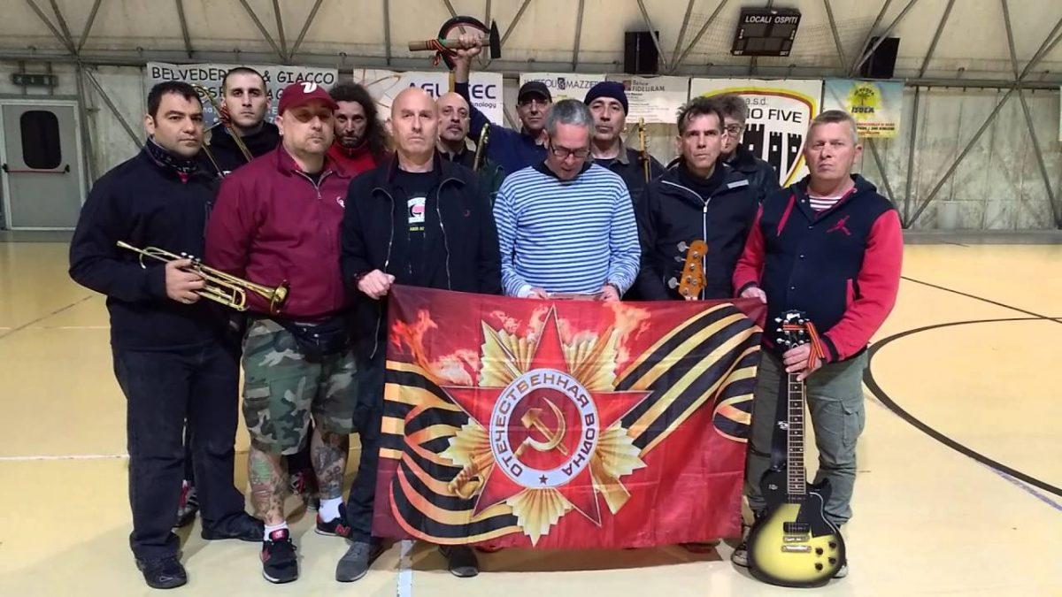 Addio a Sigaro, con la Banda Bassotti era la storia della militanza in musica
