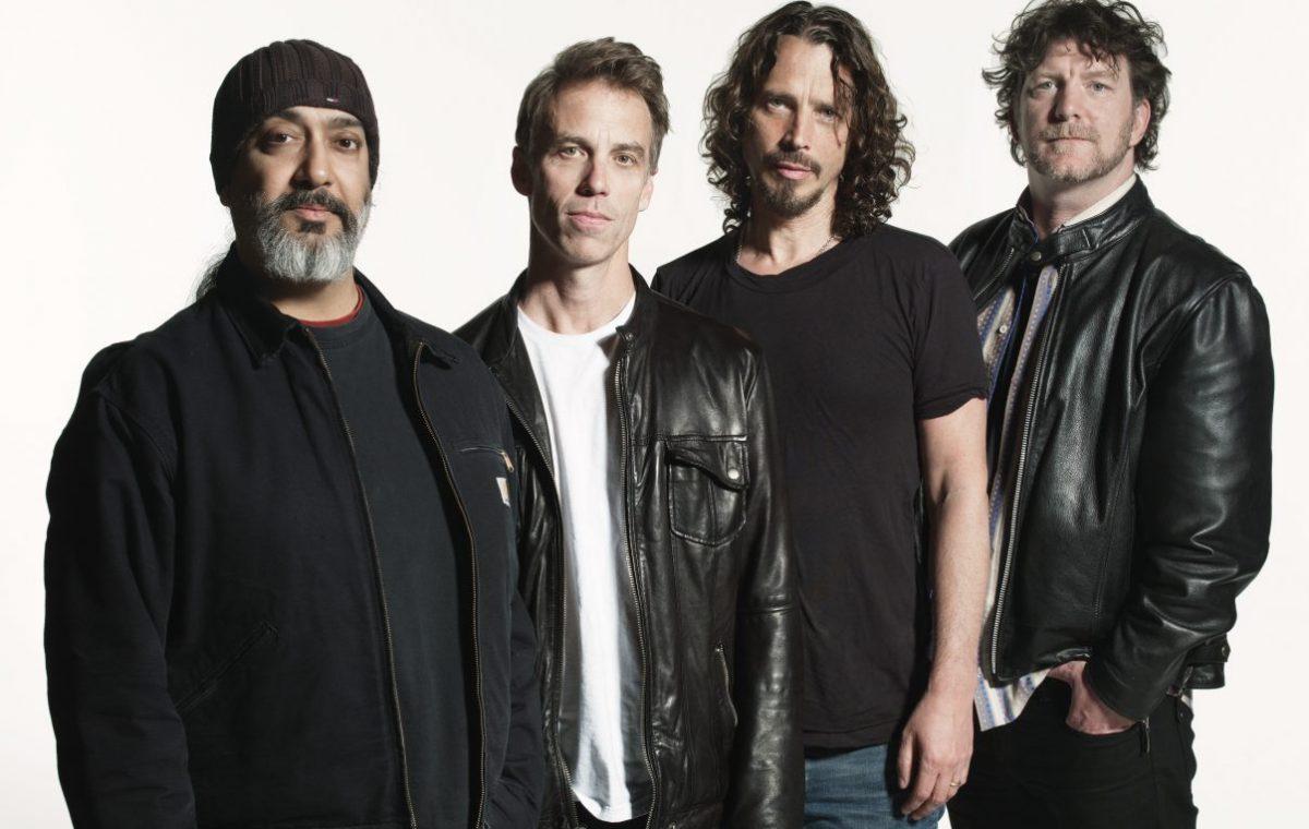 I Soundgarden fotografati da Michael Levine