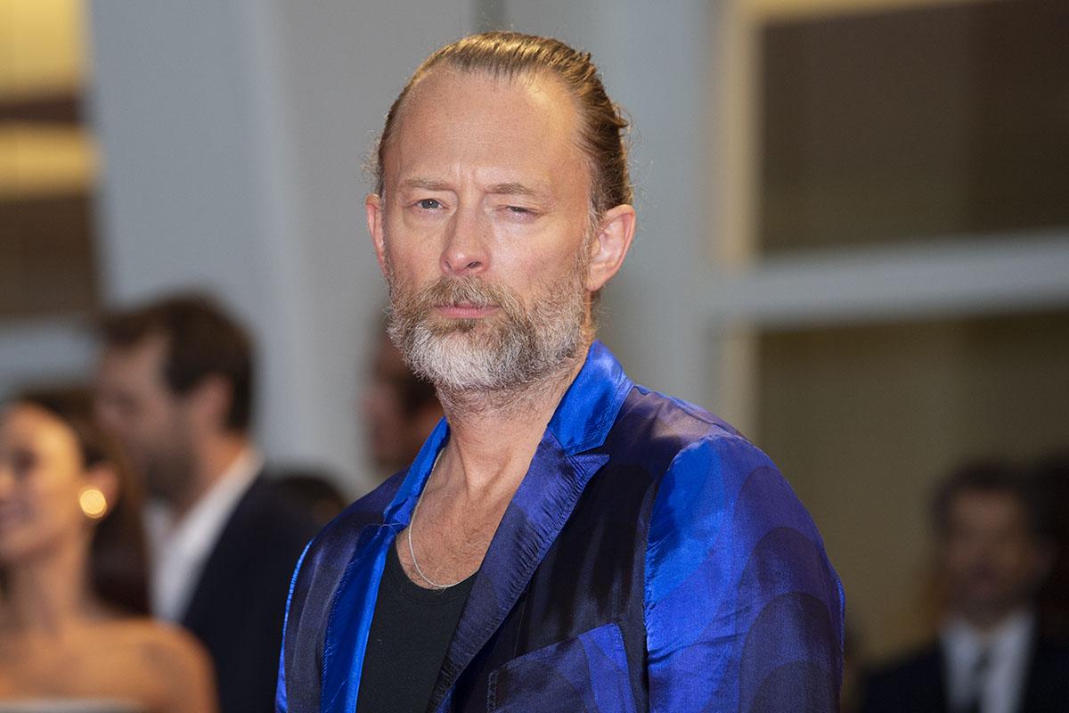 Thom Yorke, cinque date dal vivo in Italia a luglio 2019