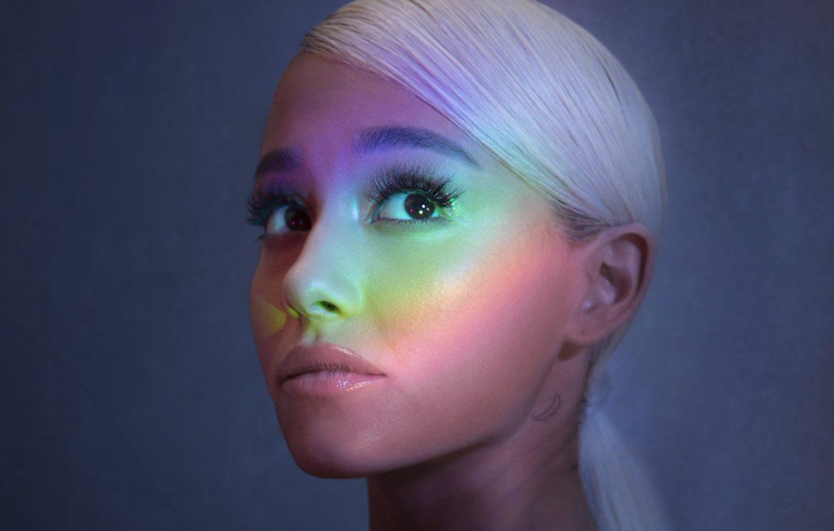 """Ariana Grande ha pubblicato """"Sweetener"""" nel 2018."""