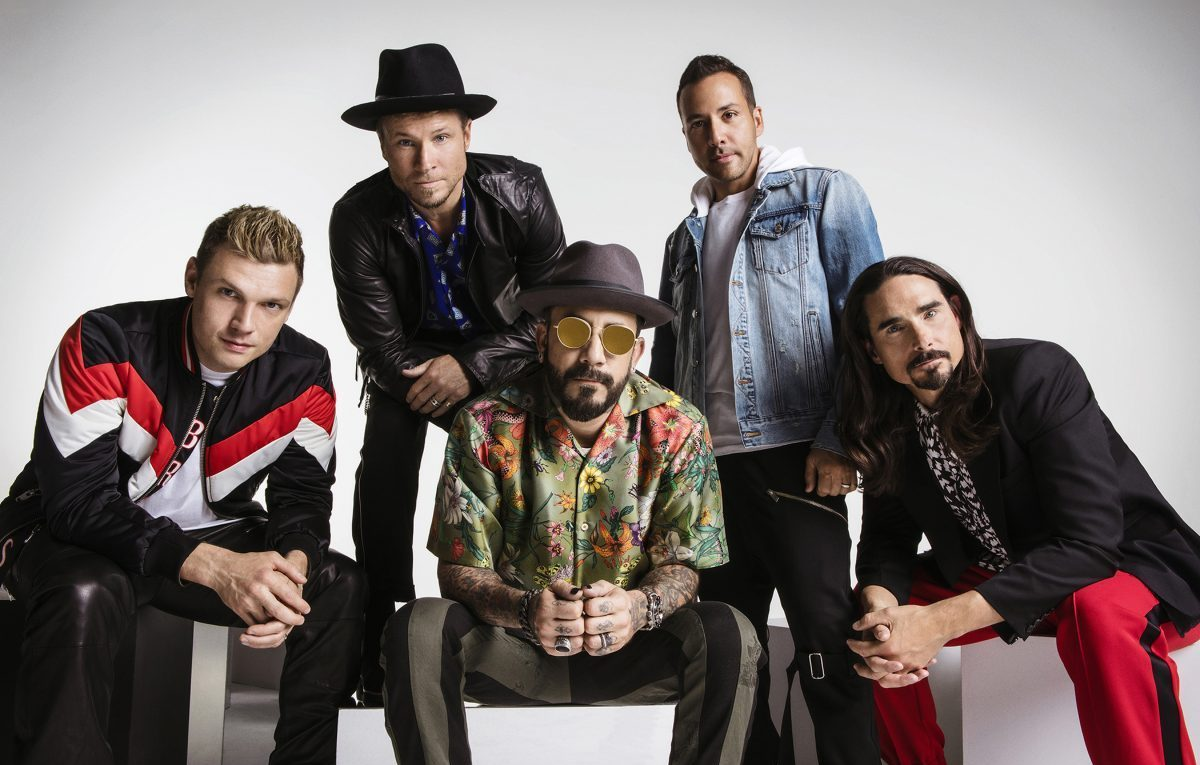 Backstreet Boys - By Dennis Leupold