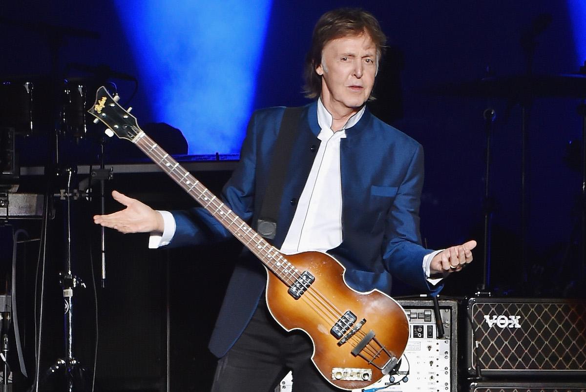 Paul McCartney non farà mai residency a Las Vegas: «È lì che vai a morire»