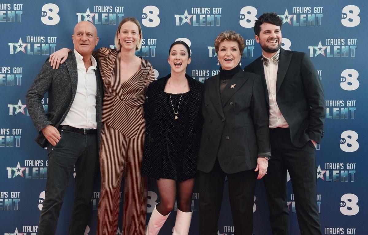 I giudici di Italia's Got Talent 2019. Foto: via ufficio stampa