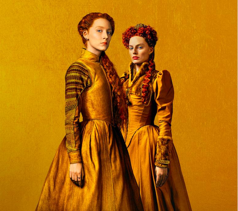 'Maria Regina di Scozia': inchinatevi a Saoirse Ronan e Margot Robbie