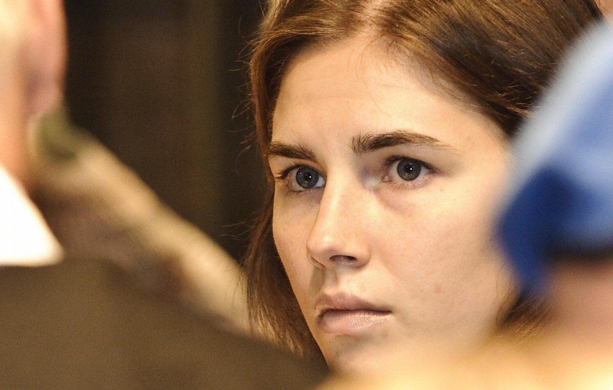 Amanda Knox è stata assolta nel 2015 dalle accuse di omicidio. Foto: Marco Giugliarelli / Giacominofoto