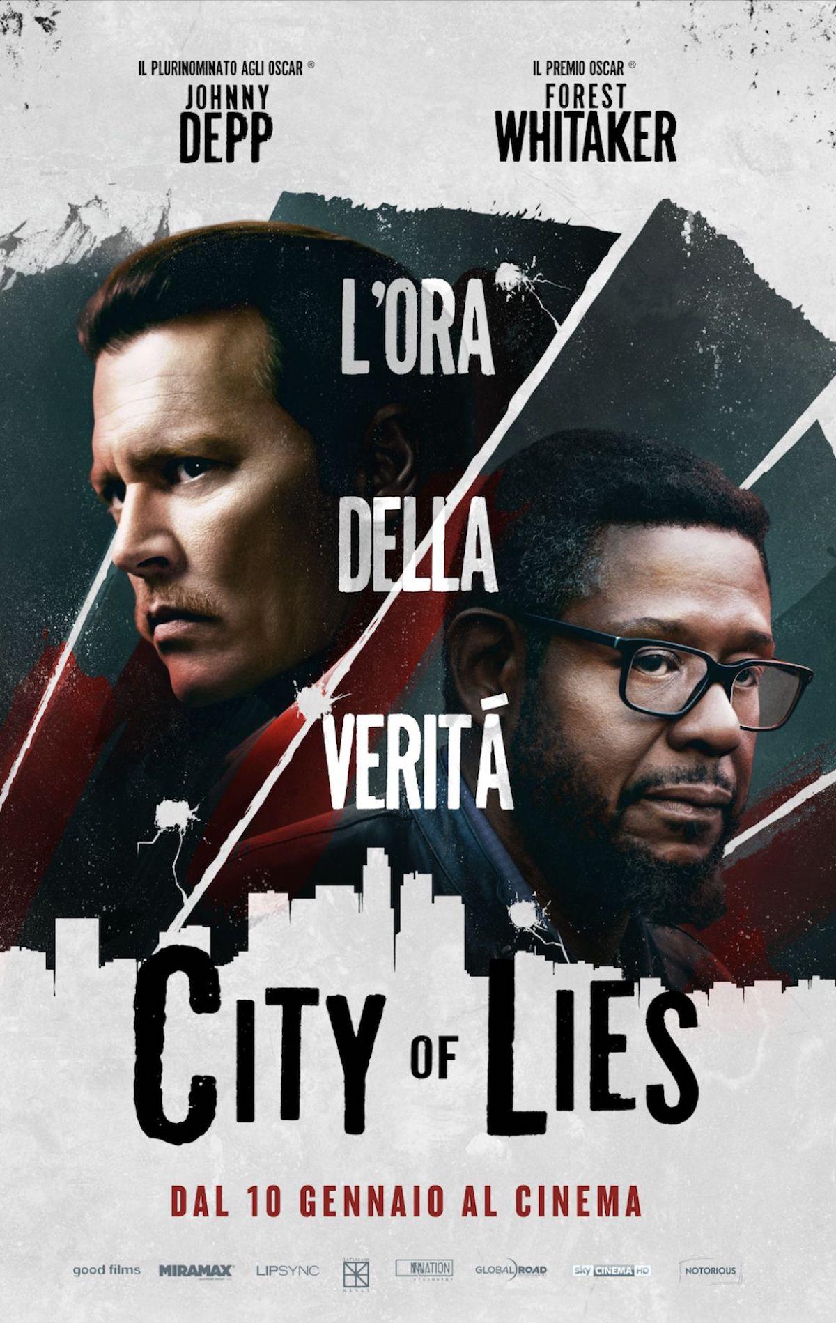 City of Lies - Brad Furman